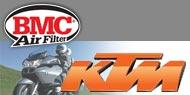 BMC Air Filters Touring / Cruisers KTM
