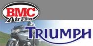 BMC Air Filters Touring / Cruisers Triumph