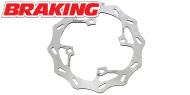 Braking Street Bike Brake Rotor