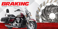 Braking Touring | Cruiser Bike