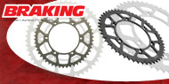 Braking Street Bike Replacement Rear Sprocket
