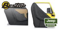Bestop Jeep Door Storage Jackets