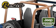 Bestop Jeep Exterior Accessories