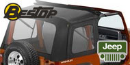 Bestop Soft Top Jeep Tops