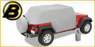Bestop Jeep Trail Covers