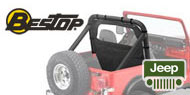 Bestop Windjammers <br/>for 80-95 Jeep CJ5, CJ7, CJ8 & YJ
