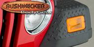 Bushwacker Trail Armor<br /> Front Corners TJ Wrangler