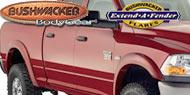 Bushwacker Extend-A-Fender<sup>®</sup> <br/>Fender Flares