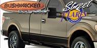 Bushwacker <br/> Street Flares &amp;reg; <br/>Fender Flares