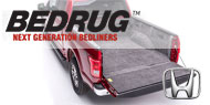 BedRug Honda Truck Bed Liner