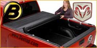 Bestop® EZ Roll™ Dodge Tonneau Covers
