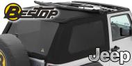 Bestop Twill Trektop NX Soft Tops <br>07-15 Jeep JK - 2 Door