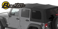 Bestop Twill Soft Top <br>Replace-A-Top <br>10-17 Jeep JK