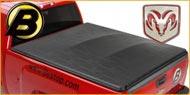 Bestop® ZipRail™ Dodge Tonneau Covers