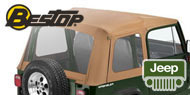 Bestop Supertop Soft Tops