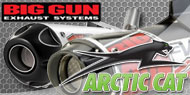 Big Gun ATV Exhaust <br/>Arctic Cat