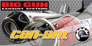 Big Gun ATV Exhaust for Can-Am