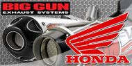 Big Gun ATV Exhaust <br/> Honda