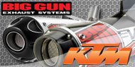 Big Gun ATV Exhaust <br/> KTM