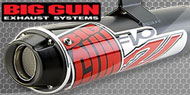 Big Gun EVO Slip On <br/> ATV Exhaust