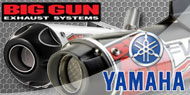 Big Gun ATV Exhaust <br/> Yamaha