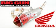 Big Gun Dirt Bike Full Exhausts System Honda