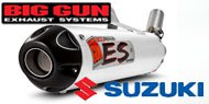 Big Gun Dirt Bike Slip On Exhausts System Suzuki