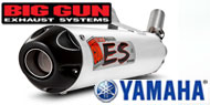 Big Gun Dirt Bike Slip On Exhausts System Yamaha