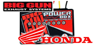 Big Gun TFI Power Boxes Honda