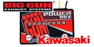 Big Gun TFI Power Boxes Kawasaki