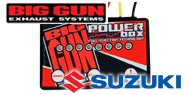 Big Gun TFI Power Boxes Suzuki