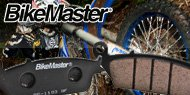 BikeMaster Dirt Bike Brake Pads