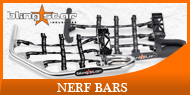 Blingstar <br>ATV Nerf Bars