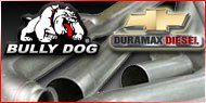Bully Dog Performance<br>Exhaust System<br>GM
