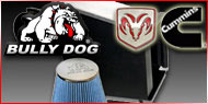 Bully Dog Intakes <br>Dodge