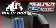 Bully Dog Intakes <br>Ford