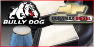 Bully Dog Intakes<br>GM