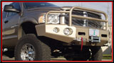 Hummer Bumpers