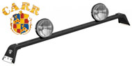 CARR M Profile Light Bars