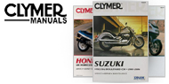 Clymer Street Bike Repair Manuals