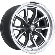 Centerline Alloy Wheels <br />633MB MM4 Mirror Machined Face with Gloss Black Accents