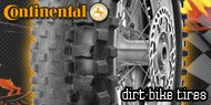 Continental Dirt Bike Tires