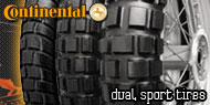 Continental Dual Sport Tires