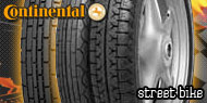 Continental Street Bike Tires