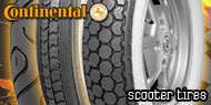 Continental Scooter Tires