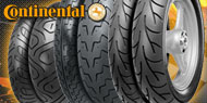 Continental Touring Tires