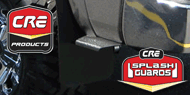 CRE Products <br> Splash Guards / Mud Flaps