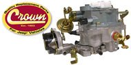 Crown Automotive <br>Carburetors