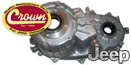 Crown Automotive <br>Housings & Cases