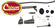 Crown Automotive <br>Clutch Linkage Hardware